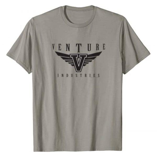 Venture Brothers Graphic Tshirt 1 Venture Industries T-Shirt