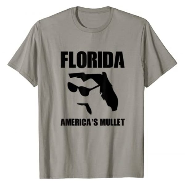 Florida America's Mullet Funny Tshirt Graphic Tshirt 1 For Men And Women