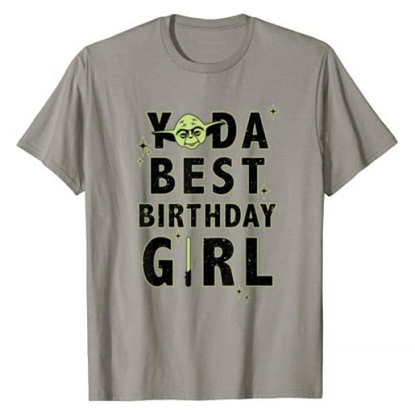 Star Wars Graphic Tshirt 1 Yoda Best Birthday Girl Rebel Logo T-Shirt