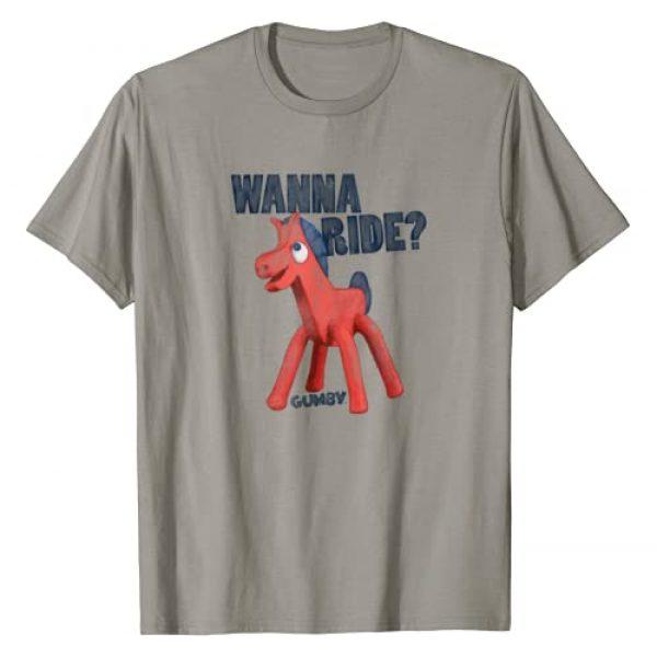 Gumby Graphic Tshirt 1 Wanna Ride T-Shirt