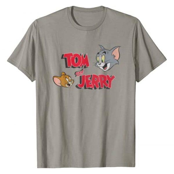 Hanna-Barbera Graphic Tshirt 1 Tom and Jerry Vintage Logo T-Shirt