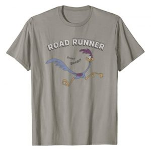 LOONEY TUNES Graphic Tshirt 1 Road Runner Distressed Portrait T-Shirt