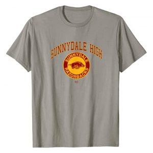 Buffy the Vampire Slayer Graphic Tshirt 1 Sunnydale High Razorbacks T-Shirt