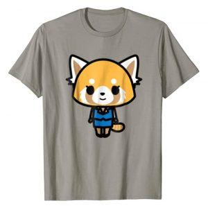 Aggretsuko Graphic Tshirt 1 Sweet Front and Rage Back Tee Shirt