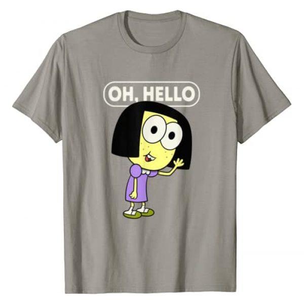 Disney Graphic Tshirt 1 Big City Greens Tilly Oh, Hello T-Shirt