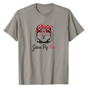 Guinea Pig Gifts for Guinea Pig Moms Graphic Tshirt 1 Guinea Pig T-Shirt