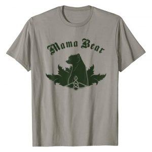Disney Graphic Tshirt 1 Brave Mama Bear Silhouette Side Profile T-Shirt