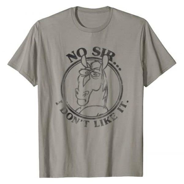 Nickelodeon Graphic Tshirt 1 Ren & Stimpy Mr. Horse Don't Like It T-Shirt