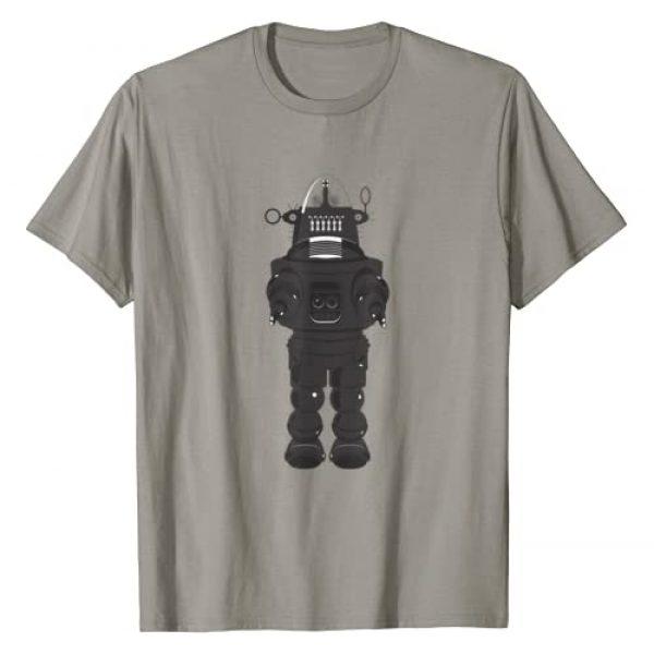 Robby the Robot Graphic Tshirt 1 Retro Vintage T-Shirt