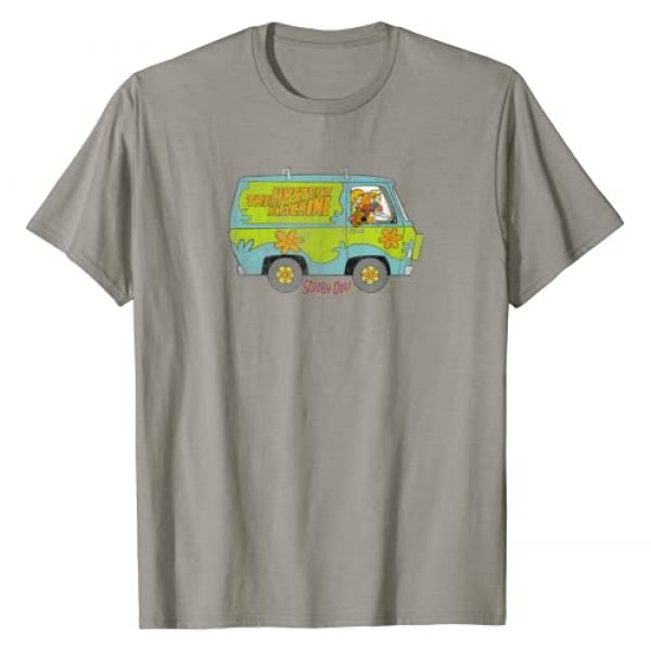 Scooby-Doo Graphic Tshirt 1 The Mystery Machine Driving T-Shirt