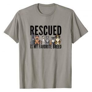 Rescue Dog Shirts & Gifts Graphic Tshirt 1 Dog Lovers T-Shirt for Women Men Kids - Rescue Dog Shirt