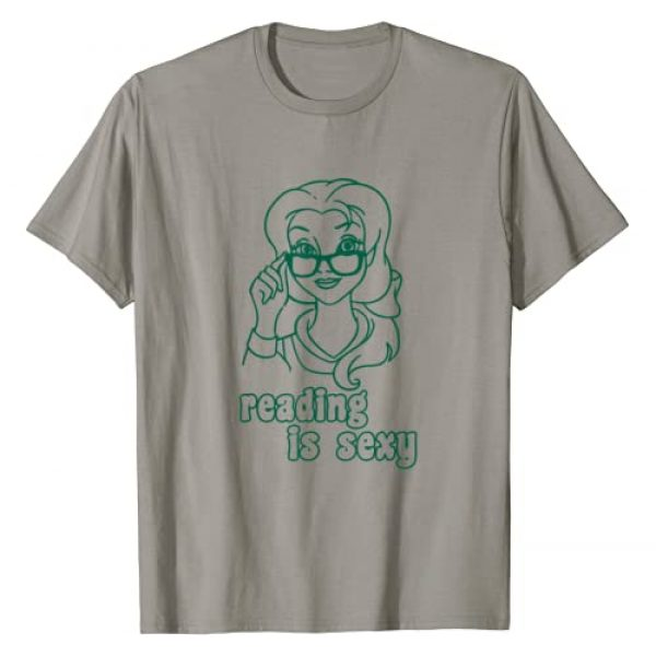 Sexy Reading T-Shirt Graphic Tshirt 1 Reading Is Sexy Shirt