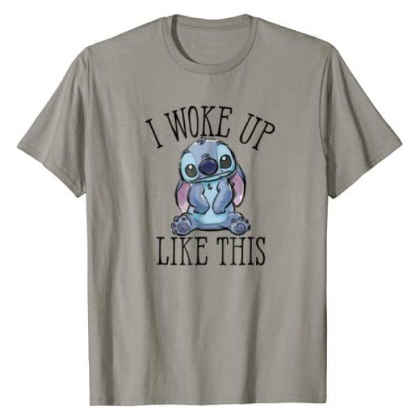 Disney Graphic Tshirt 1 Woke Up Like Stitch T Shirt