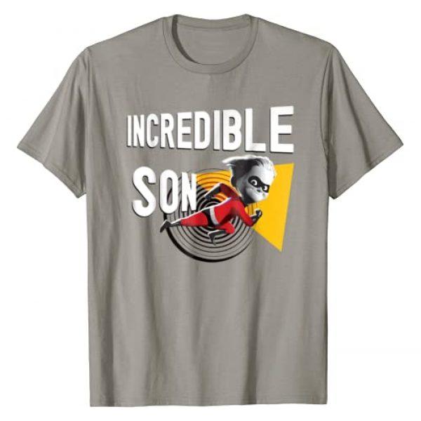 Disney Graphic Tshirt 1 Pixar Incredibles 2 Incredible Son Graphic T-Shirt