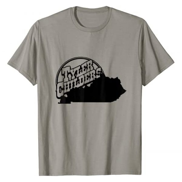 Design by Tyler Childers Gifts Graphic Tshirt 1 Retro Tyler Childers Bluegrass Music Gift For Fan And Lovers T-Shirt