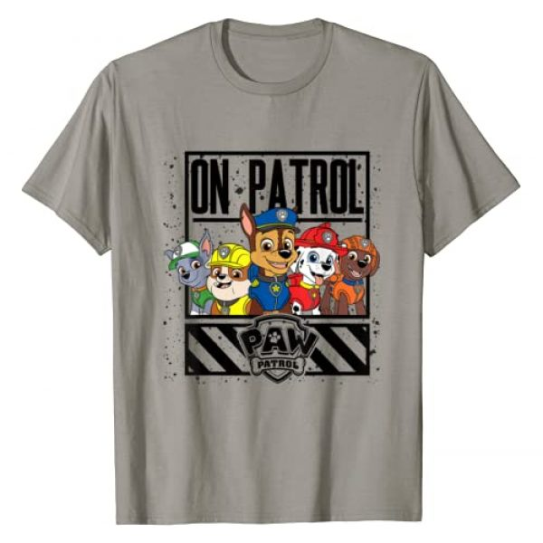 Paw Patrol Graphic Tshirt 1 Group On Patrol T-Shirt