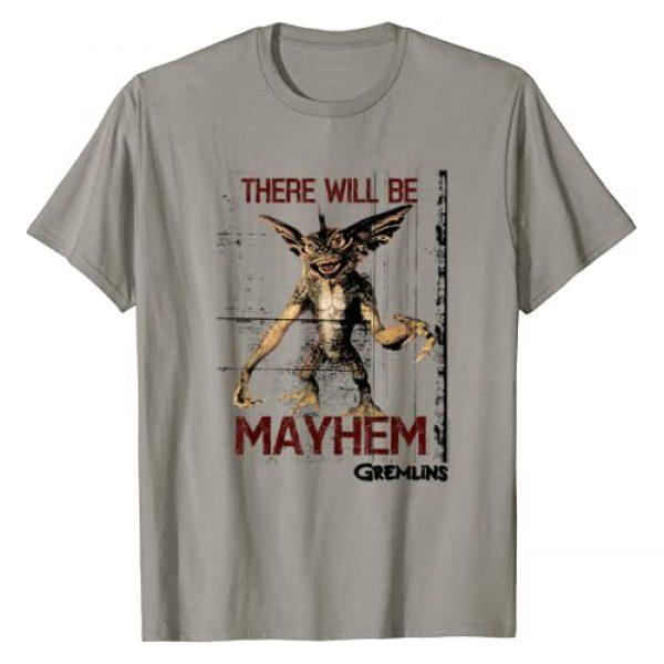Warner Bros. Graphic Tshirt 1 Gremlins There will be Mayhem T-Shirt