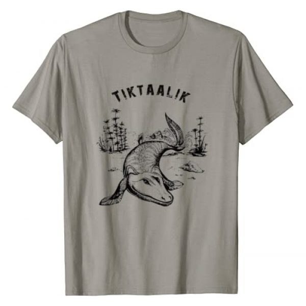 tiktaalik roseae shirt Graphic Tshirt 1 Tiktaalik Roseae T-Shirt