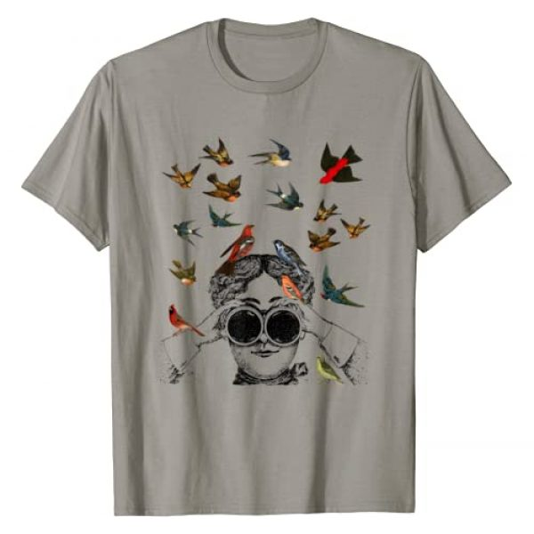 Birdwatching gifts ornithologist twitcher Graphic Tshirt 1 Bird lover T-Shirt