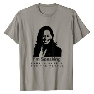 Kamala t-shirts 2020 Graphic Tshirt 1 I'm Speaking - Kamala Harris T-Shirt Vintage Style Gift 2020 T-Shirt