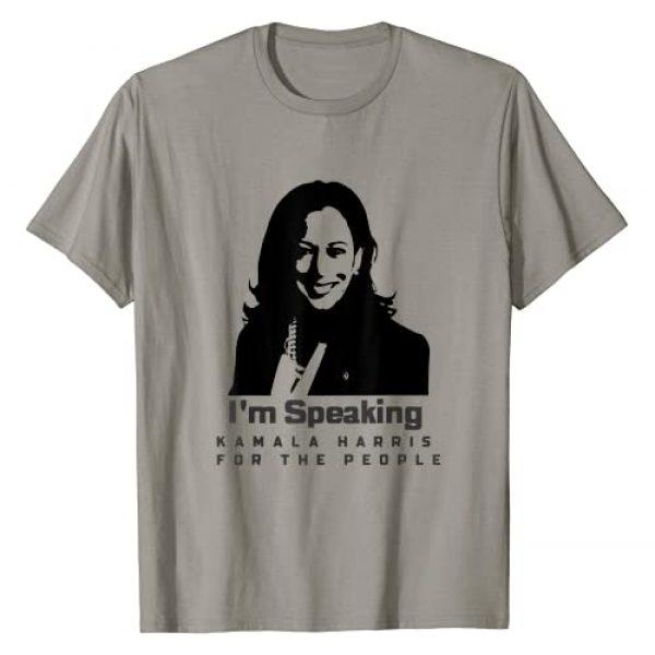 Kamala t-shirts 2020 Graphic Tshirt 1 I'm Speaking - Kamala Harris T-Shirt Vintage Style Gift 2020 T-Shirt