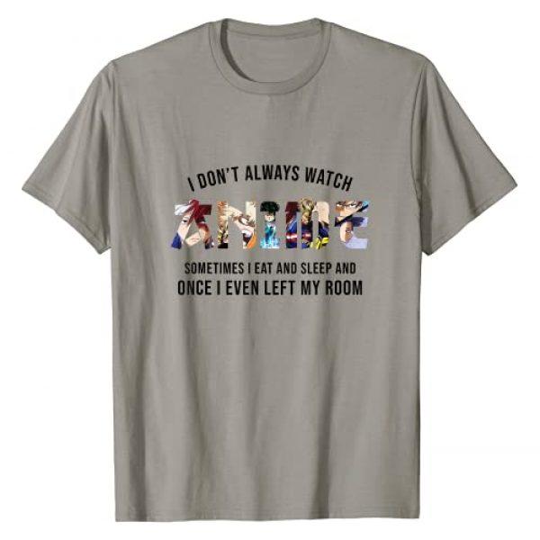 Manga Anime Graphic Design Art Gifts Graphic Tshirt 1 Graphic Academia Hero My Anime Heroes - Anime Lover Gifts T-Shirt
