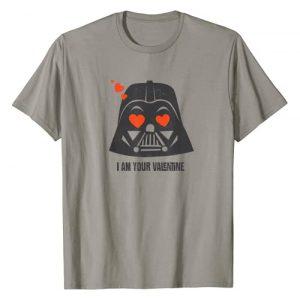 Star Wars Graphic Tshirt 1 Darth Vader I Am Your Valentine T-Shirt