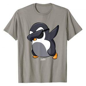 TeesHive Graphic Tshirt 1 Dabbing Penguin Dab T-Shirt