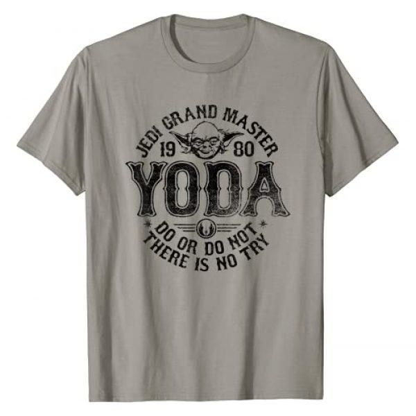 Star Wars Graphic Tshirt 1 Yoda Master 1980 Do Or Do Not T-Shirt T-Shirt