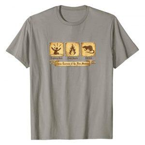 The Princess Bride Graphic Tshirt 1 Fire Swamp Three Terrors T-Shirt