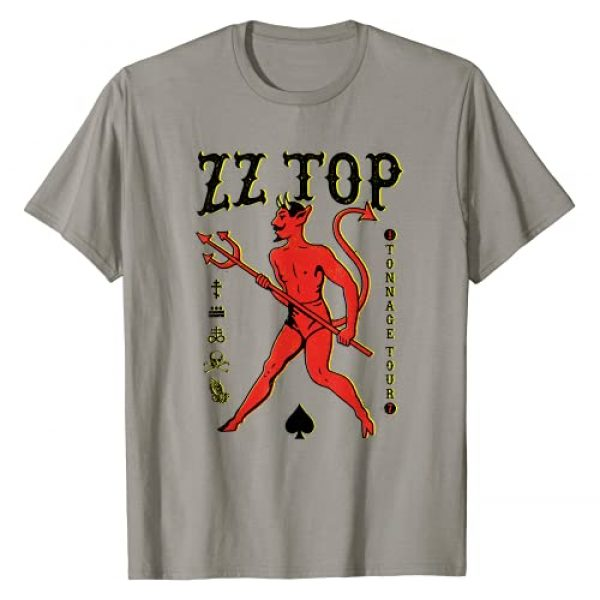 ZZ Top Graphic Tshirt 1 El Diablo T-Shirt