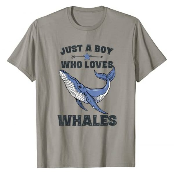 Whale Shirts by Memme Graphic Tshirt 1 Funny Whale Shirt Gifts for Boys Whales Lover Shirts T-Shirt