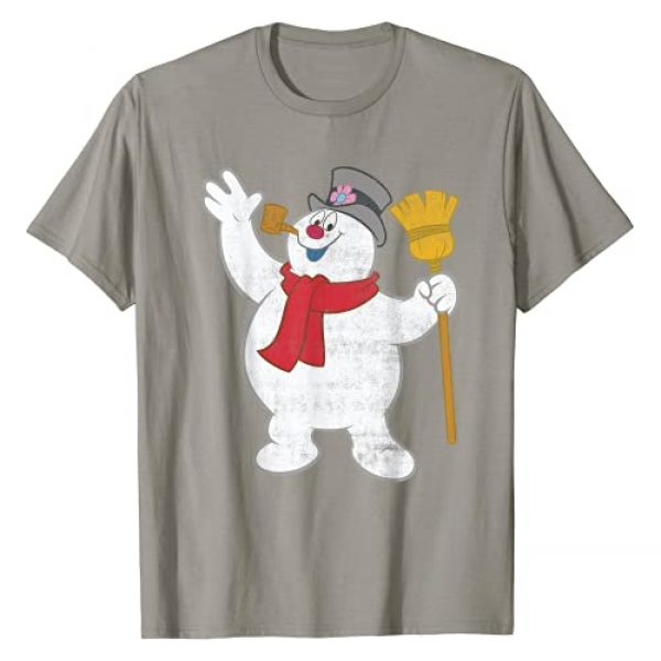 FROSTY THE SNOWMAN Graphic Tshirt 1 Big Portrait T-Shirt
