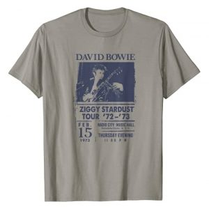 David Bowie Graphic Tshirt 1 Radio City T-Shirt