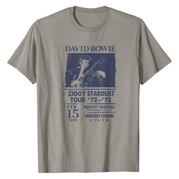 David Bowie Graphic Tshirt 1 Radio City T-Shirt