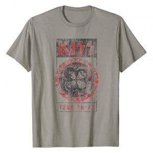 KISS Graphic Tshirt 1 Rock and Roll Over Vintage T-Shirt