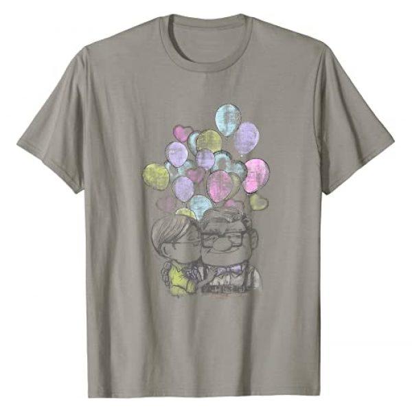 Disney Graphic Tshirt 1 Pixar Up Carl And Ellie Love Graphic T-Shirt T-Shirt