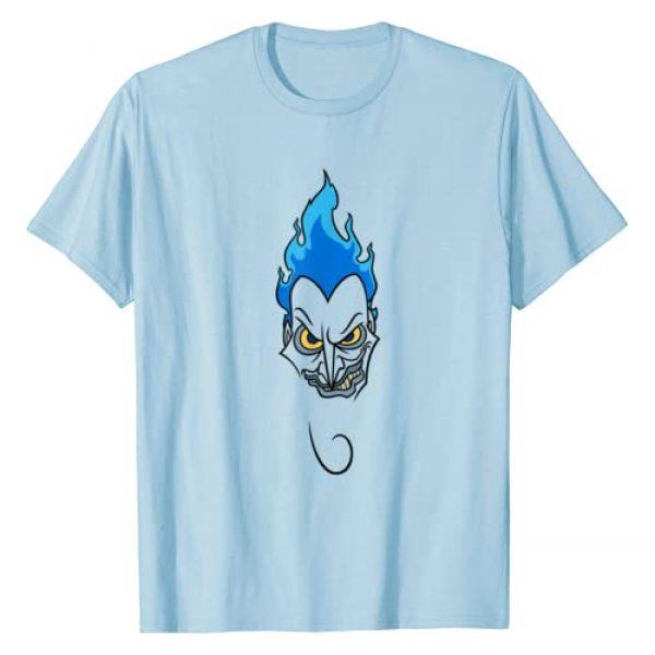 Disney Graphic Tshirt 1 Villains Hades Big Face T-Shirt