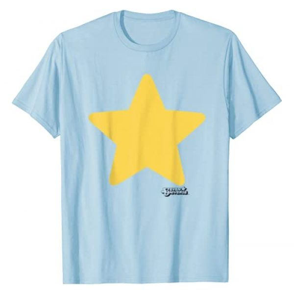 Cartoon Network Graphic Tshirt 1 CN Steven Universe Star T-Shirt