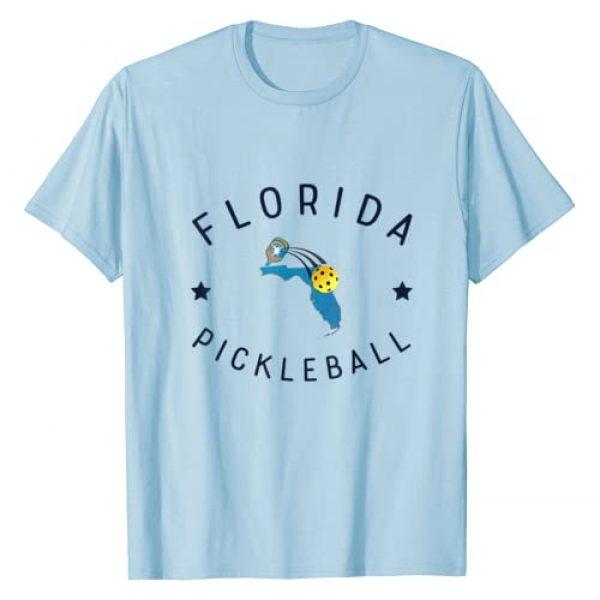 WNC Products Pickleball Shirts Graphic Tshirt 1 Florida Pickleball Player T-Shirt