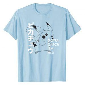 Pokemon Graphic Tshirt 1 Pikachu Gotta Catch Em T-Shirt