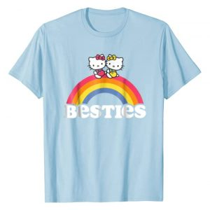 Hello Kitty Graphic Tshirt 1 and Mimmy Besties Tee Shirt