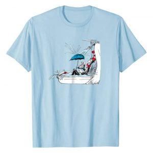 Dr. Seuss Graphic Tshirt 1 Cake in the Tub T-shirt