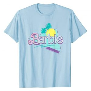 Mattel Graphic Tshirt 1 Barbie 90'S Barbie Logo T-Shirt