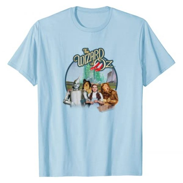 Warner Bros. Graphic Tshirt 1 Wizard of Oz Were Off To See Wizard T-Shirt