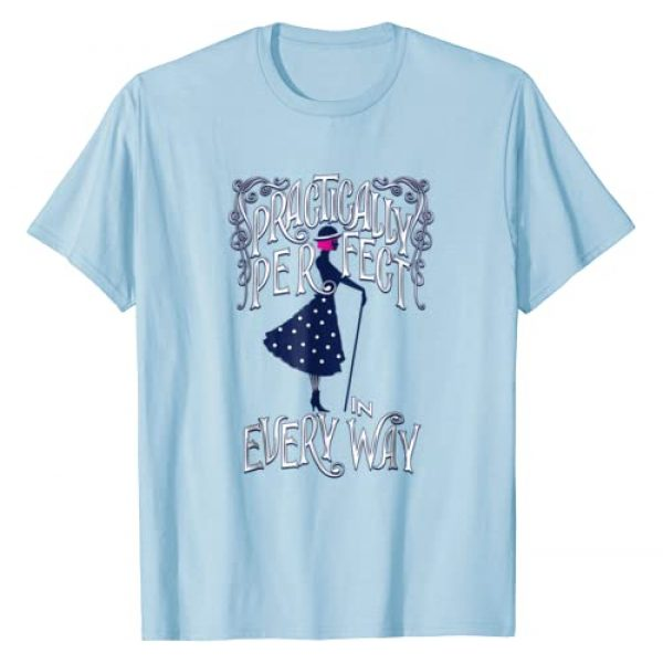 Disney Graphic Tshirt 1 Mary Poppins Practically Perfect T-shirt
