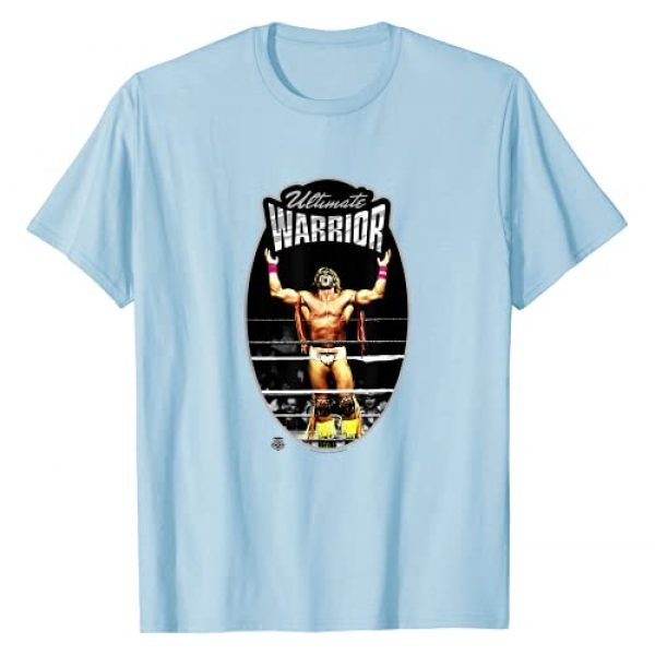 WWE Graphic Tshirt 1 Vintage Warrior With Logo T-Shirt