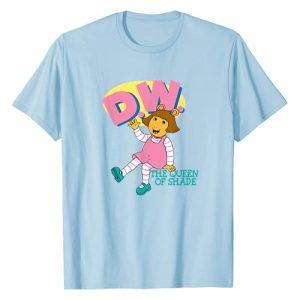 ARTHUR Graphic Tshirt 1 D.W. the Queen of Shade T-Shirt