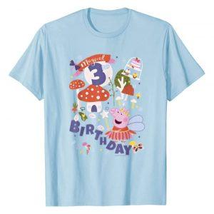 Peppa Pig Graphic Tshirt 1 Magical 3rd Birthday T-Shirt