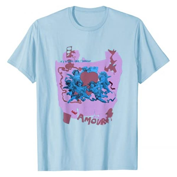 80s Theme Party Clothing Graphic Tshirt 1 Amour Beat It Dress Costume T-Shirt
